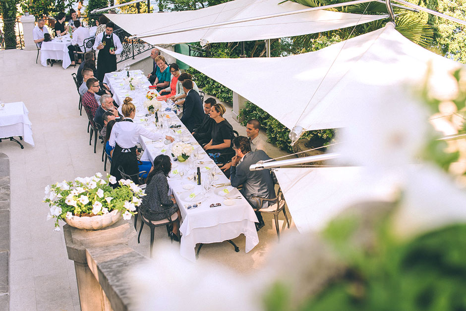 wedding villa ariston