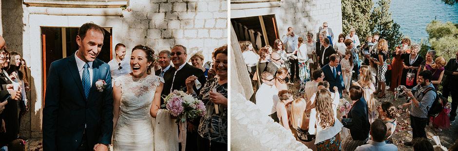 wedding in čiovo
