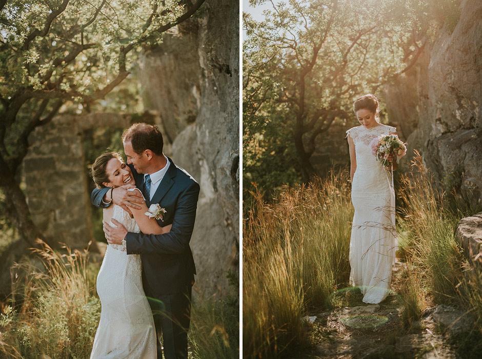 wedding couple čiovo