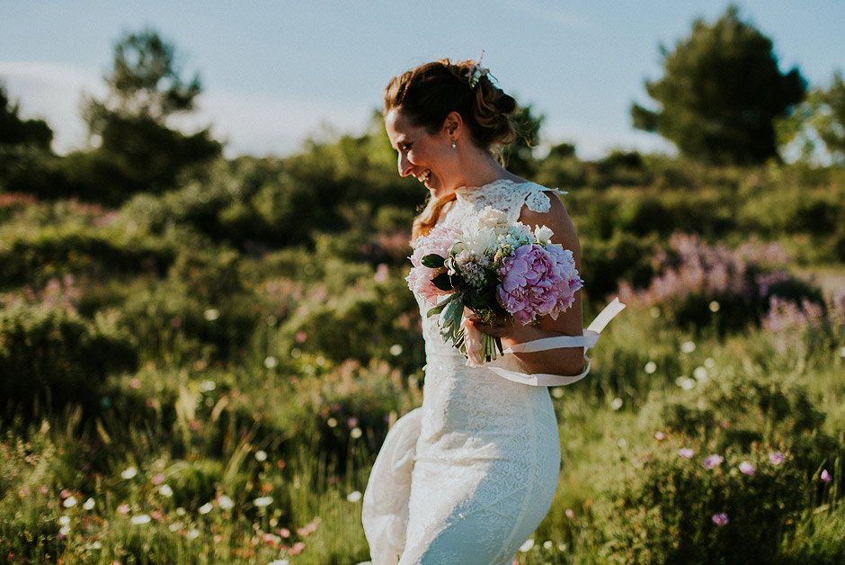 croatia wedding bride