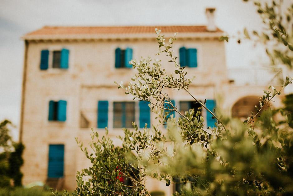 Wedding villa croatia