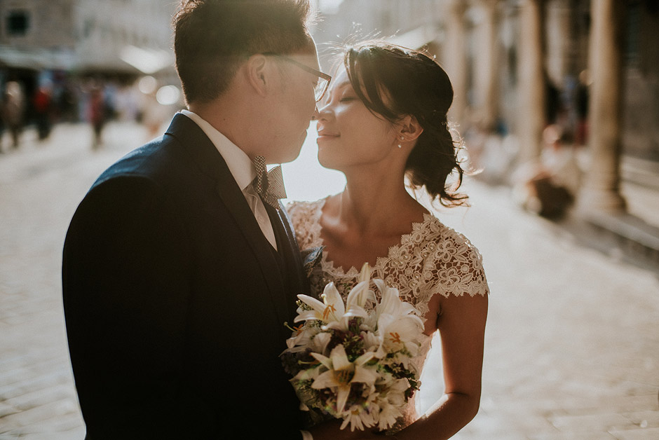 Dubrovnik wedding photo
