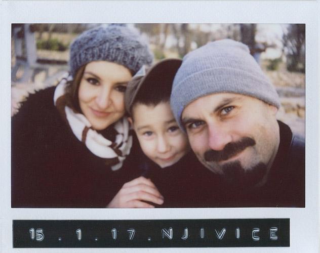Instax family
