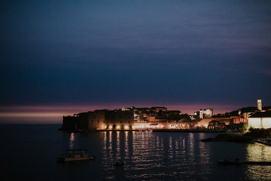 Dubrovnik in dawn