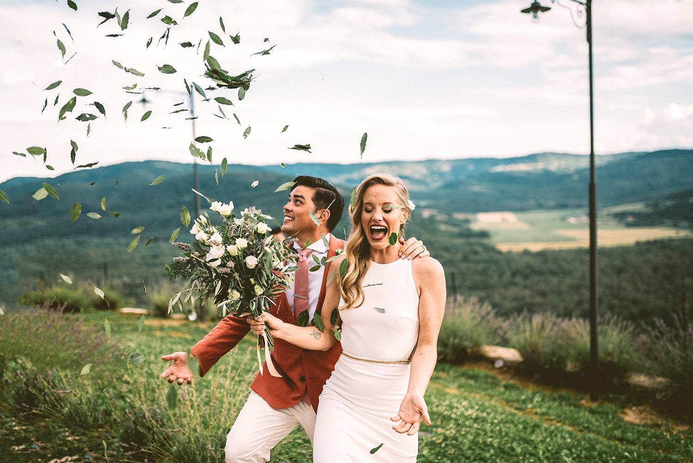 istria wedding couple